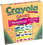 Crayola Games: I Remember, A Matching Ga...