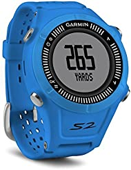 Garmin Approach S2 Montre GPS Bleu