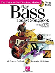 Play Bass Today! Songbook