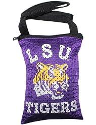 Colector de Item: NCAA LSU Tigers Game Day ileostomía - púrpura, NCAA, unisex, color morado - morado, tamaño Talla única