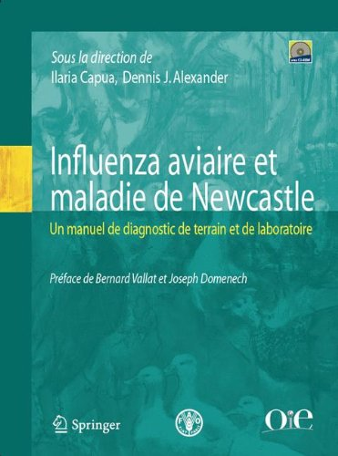 Influenza aviaire et maladie de Newcastle : Un manuel de diagnostic de terrain et de laboratoire (1Cdrom)