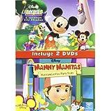 Pack Manny Manitas + La casa de Mickey Mouse: Cuentos de Hadas