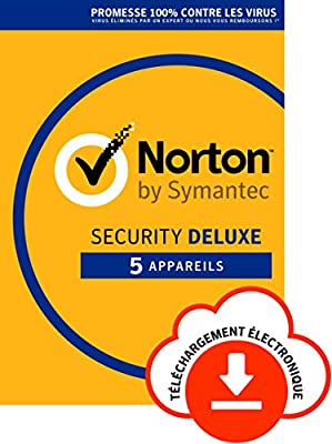 Norton Antivirus Basic v 1.0 FR 1 User 1 Appareil 1 An Promo Card Mm de Norton - Logiciels