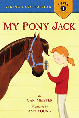 My Pony Jack (Viking Easy-to-Read) (English Edition)