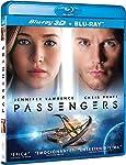 Passengers (Blu-ray 3D + Blu-r...