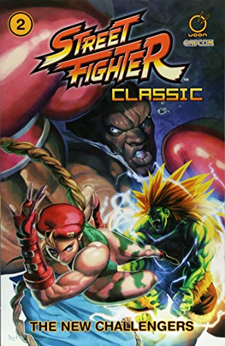 Street Fighter Classic Volume 2: The New Challengers Classic-serie Pc