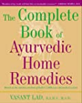 The Complete Book of Ayurvedic Home R...