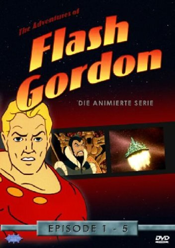 The Adventures of Flash Gordon - Episode 1-5