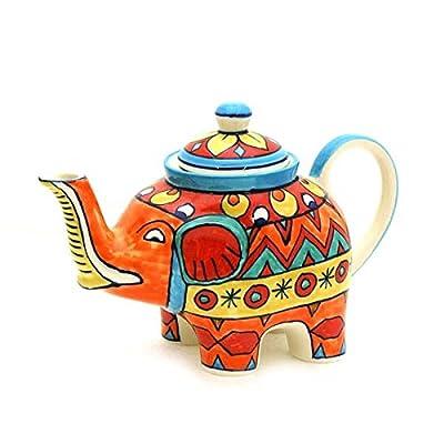 Gall & Zick Théière en céramique éléphant