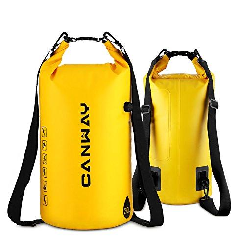 Ruder- & Paddelboote Kajakfahren Wasserfest Drybag Geld Kamera Bootfahren Zelten Beständig Handy PVC