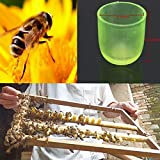 200Pcs Beekeeping Cups Queen Cell Cups Collect...