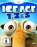 Geschenkidee Weihnachtliche Filme - Ice Age - Box Set Teil 1-3 [Blu-ray]