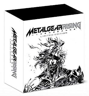 Metal Gear Rising : Revengeance - édition limitée (B00AR0OCPW) | Amazon price tracker / tracking, Amazon price history charts, Amazon price watches, Amazon price drop alerts