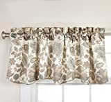Best Home Fashion Valances - Stylemaster Home Products Renaissance Home Fashion Monique Foam Review