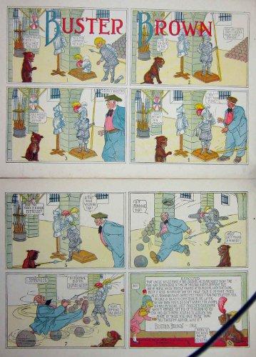 Kerl Brown-Kostüm-Ritter-Foxy Großvater-Karikatur (Kostüm Foxy Brown)