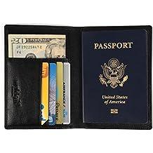 Custodia passaporto / porta passaporto di Walden Co. | Organizer