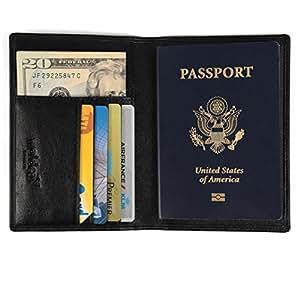 Custodia Passaporto Porta Passaporto Di Walden Co