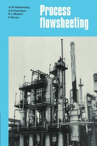 Process Flowsheeting 1st edition by Westerberg, A. W., Hutchison, H. P., Motard, R. L., Winter, (2011) Paperback