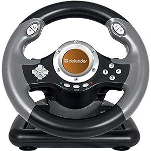 Kopie: DEFENDER Gaming Lenkrad für PC/Computer – FORSAG.