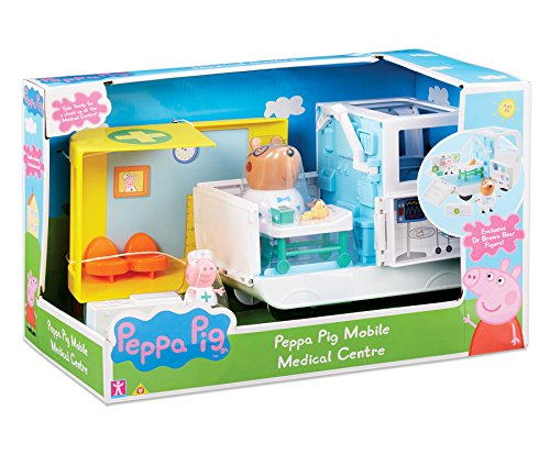 Peppa Pig 6722 Mobile Medical Centre, Multi-Colour