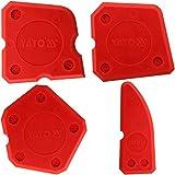 Yato YT-5261-Kit di spatole per silicone 4pza Yato