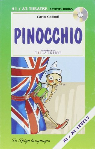 Pinocchio. Con audiolibro. CD Audio