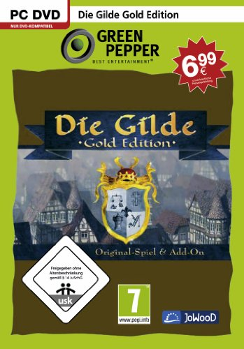 Die Gilde - Gold Edition [Green Pepper]