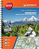 Germany, Benelux, Austria, Switzerland, Czech Republic 2019 (Michelin Road Atlases)