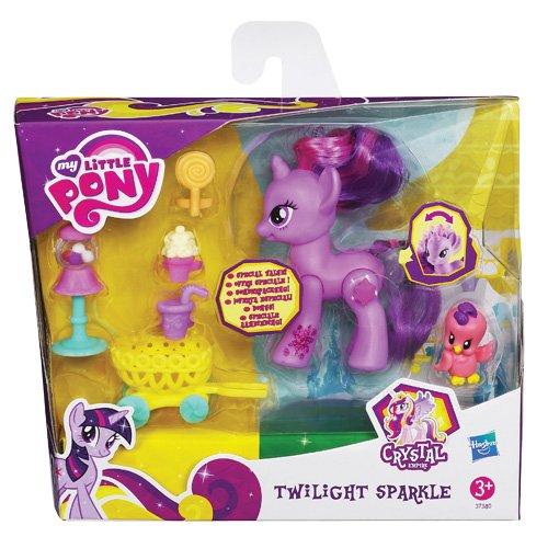 My little Pony 37380e241beweglichen Pony Twilight Sparkle Kristall