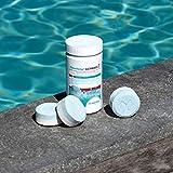 BAYROL Chlorilong ULTIMATE 7 - Pool Desinfektion - 7 in 1 Chlortabletten 300g, sehr hoher Aktivchlor...