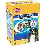 Pedigree Dentastix - Hygiène Bucco Dentaire - Grand Chien - 1 boîte de 28 Bâtonnets
