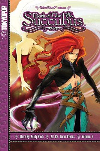 Mark of the Succubus manga volume 3 (English Edition)