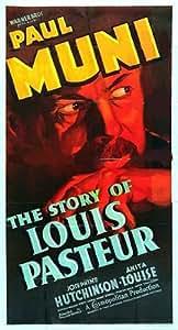 Story of Louis Pasteur Affiche du film Poster Movie Histoire de Louis Pasteur (11 x 17 In - 28cm x 44cm) Style C