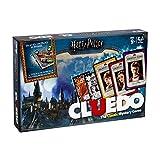 Winning Moves 029728 Harry Potter Cluedo Mystery Jeu de Société, Version Anglais
