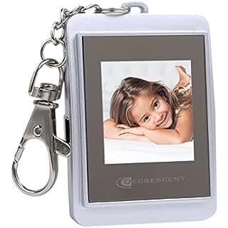 Decrescent Mini Cadre Photo Numérique de 1,5 Monté en Format Porte-clés cadeau à gagner gratuitement