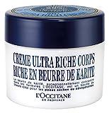 Ultra Rich Body Cream Shea 200ML