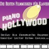 Piano Hollywood - Die besten Filmmusiken für Klavier