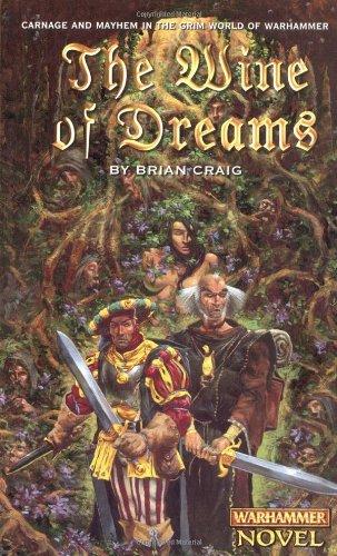 The Wine of Dreams por Brian Craig