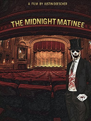 The Midnight Matinee Cover