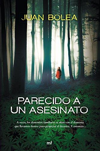 Parecido a un asesinato eBook: Bolea, Juan: Amazon.es: Tienda Kindle