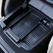 Popular Center Console Armrest Storage Box Organizer With Non-slip Mat For Honda CRV 2012