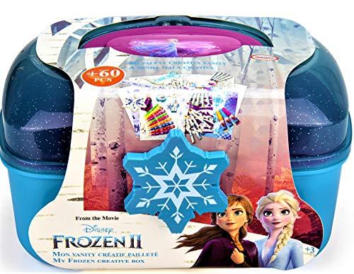 Disney Frozen - Mi maletín de Creaciones con Actividades (CFRO013)