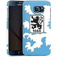 Samsung Galaxy S6 Hülle Premium Case Cover TSV 1860 Muenchen Fanartikel Football