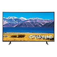Samsung 55TU8300UX 55 Inch Curved 4K UHD Smart TV (2020)
