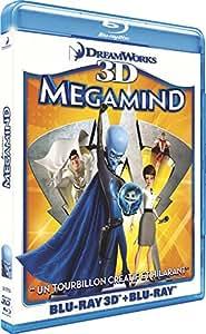 Megamind [Combo Blu-ray 3D + Blu-ray 2D]