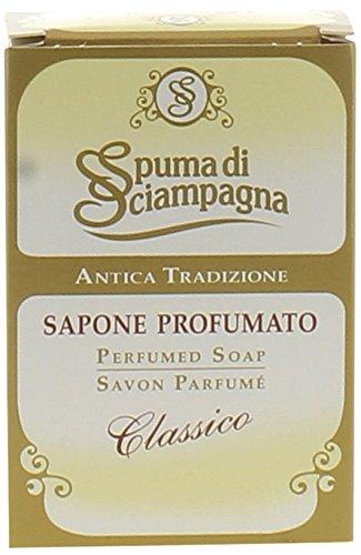 Spuma di Sciampagna - Sapone Profumato, Classico, 100 g
