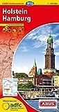 ADFC-Radtourenkarte 2 Holstein Hamburg 1:150.000, reiß- und wetterfest, GPS-Tracks Download und Online-Begleitheft (ADFC-Radtourenkarte 1:150000)
