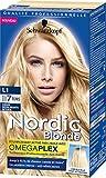 Schwarzkopf - Nordic Blonde - Décoloration Cheveux Intense - Crème Décolorante Intense L1