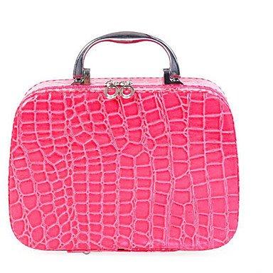 RY@ Femme Nylon Utilisation Professionnelle Cabas Rose / Violet / Bleu / Vert / Orange / Rouge / Noir / Bourgogne , red