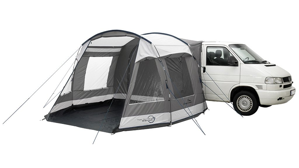 Easycamp Waterproof Shamrock Unisex Outdoor Hiking Awning Tent, Grey, One Size 1